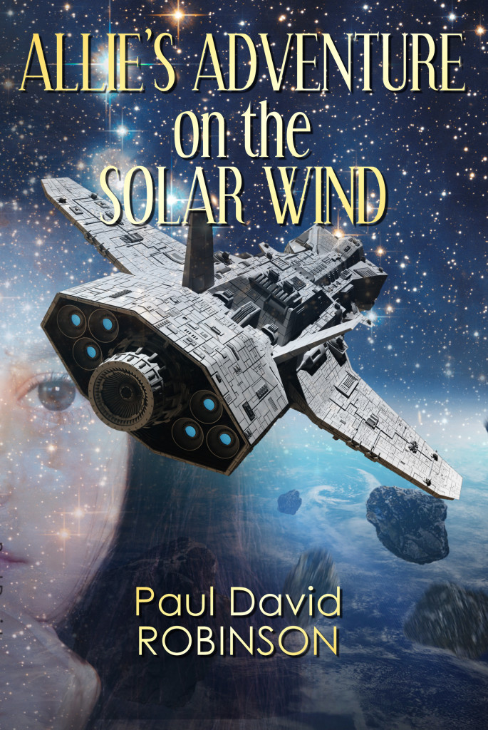 Allie's Adventure on the Solar Wind Paul David Robinson